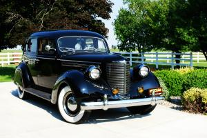 1938 Chrysler Vintage Car, Black, Collector Vehicle  - Must see Photos!