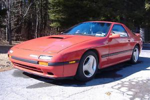 1988 Mazda RX-7 GTU Coupe 2-Door 1.3L