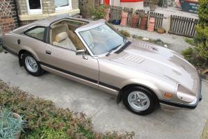 1984 DATSUN 280 ZX TARGA AUTO - WARRANTED 32,727 MILES FROM NEW  Photo