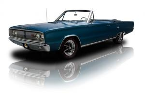 Documented Restored Coronet R/T Convertible 440 4 Speed