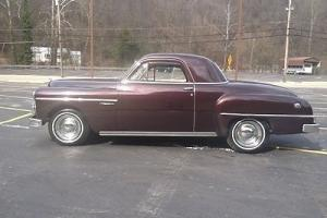1949 Dodge D29 Wayfarer Business Coupe