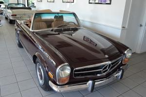 1971 Mercedes 280SL in superb condition.