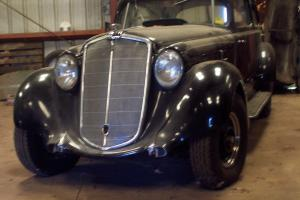 1935 Hupmobile Model T Series 527 Right Hand Drive