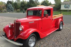 1936 International 1/2 Ton Pickup Truck