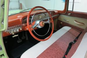 """RARE"" !!!...1956 Hudson Rambler Custom ""Cross Country"" Wagon !!"