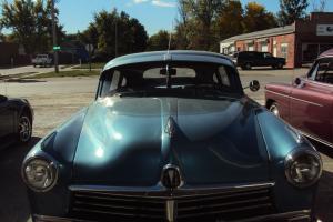 1949 Hudson Light Blue