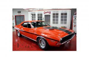 1970 Dodge Challenger RT 440 6 Pack Hemi Orange