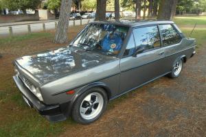 FIAT 131 SUPER MIRAFIORI 2 DOOR SPORT RACING RHD 1981 RARE FANTASTIC CONDITION