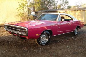 Mopar, FM3, Panther Pink, SE, R/T, No rust, beautiful car, 70, Loaded!, LOOK!