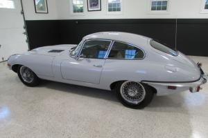 Jaguar XKE FHC Photo