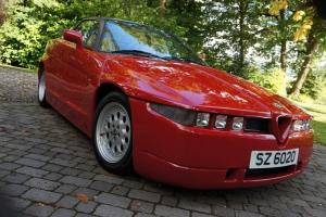 ALFA ROMEO SZ ZAGATO 1992 NO RESERVE for Sale