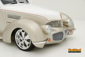 1941 Custom Hupmobile StreetRod Gene Winfield Award Winner
