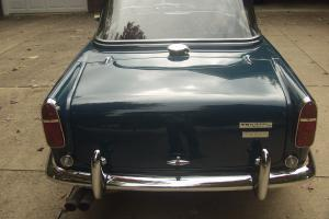 1968 Triumph TR250 frame off restoration!
