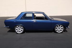 1971 DATSUN 510 BLUE RUNS GREAT