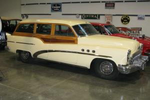 Buick,woody,woodie,station wagon, SCTA, barn find, original,unrestored,nailhead