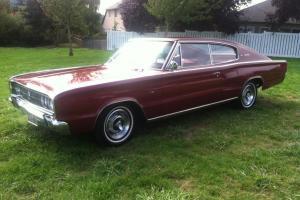 **TRUE SURVIVOR** All Original 1966 Dodge Charger Matching Number Car NO RESERVE