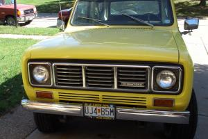 1976 Scout