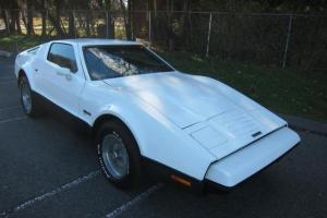 1974 BRICKLIN SV-1 36 K  1 OF 137 4 SPEEDS NO RESERVE