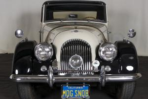 MORGAN plus-4 DROP HEAD COUPE 2-seater 3 position top MOG SNOB 1962