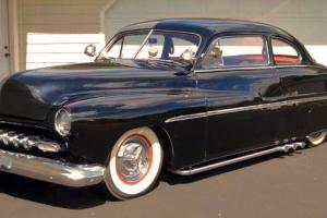 1951 Mercury Black 2dr Coupe Photo