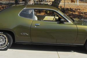 MOPAR 1971 PLYMOUTH GTX WITH J68 PACKAGE (GALEN GOVIER CERTIFIED)