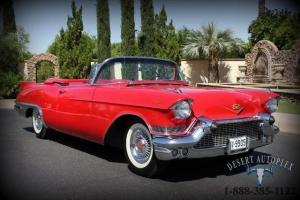 Cadillac eldorado biarritz convertible caddy vintage classic rare collectable gm