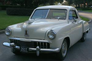 VERMONT SURVIVOR -1947 Studebaker Champion  Business Coupe- 58K ORIG MI