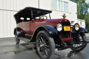 1920 Studebaker Special Six Touring Car