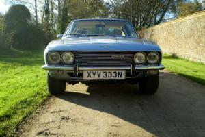 Jensen INTERCEPTOR Coupe Blue eBay Motors #300990693021 Photo