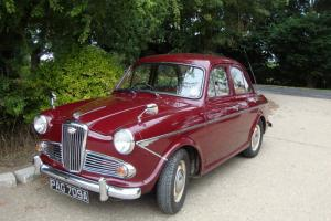 WOLSELEY 1500 1963, FSH Via Mot