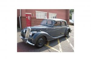 1952 Riley RMB Saloon, RESTORED, Very Rare, LOW Reserve