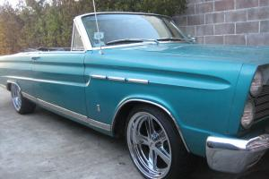 1965 Mercury Comet Convertible Drop top
