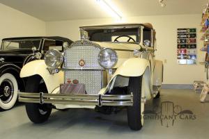 1930 Packard 733 Convertible Coupe - Spectacular Car!