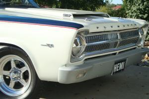 1965 Hemi Belvedere Muscle Car Hot Rod Drag Car Gasser Street Rod