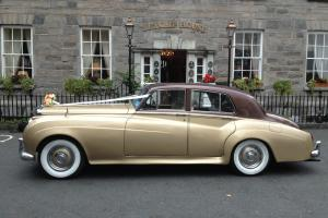 1956 Bentley S type one 4.8L straight six