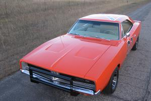 1969 DODGE CHARGER DUKES OF HAZZARD GENERAL LEE EXACT REPLICA 68 70