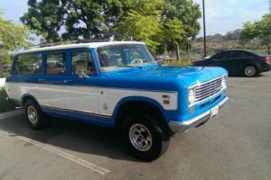 1975 IH Travelall, 4X4, V8 392,