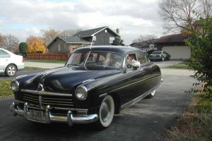 1949 Hudson Commodore 4 dr Sedan 44,122 Original Miles
