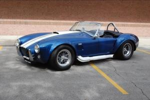 1965 Shelby AC Cobra by ERA 427S/C Roadster 427 Sideoiler!