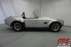 1965 Shelby COBRA -  5.0 Liter Electronic Fuel Inj V8, T-5 5 Speed Transmission