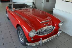 1964 Austin Healey 3000  Mk 3 BJ8 in excellent restored condition.