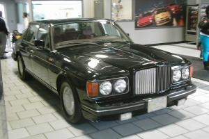 1989 Bentley Turbo R Base Sedan 4-Door 6.7L