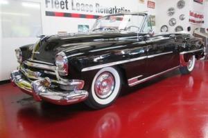 1954 CHRYSLER WINDSOR DELUXE CONVERTIBLE, RARE, RUNS AND DRIVES GOOD