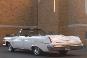 1963 Chrysler Imperial Convertible