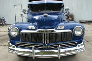 1947 Mercury Restored original Eight Coupe NO RESERVE Photo