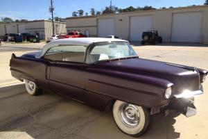 1956 Cadillac 2dr CDV 365 v-8 original