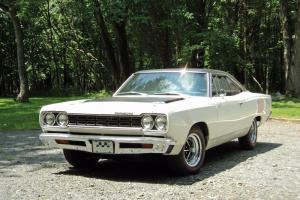 Low Mileage, Very Original 1968 Plymouth 426 Hemi Road Runner