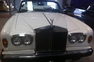 1976 Rolls-Royce Corniche Convertible Photo