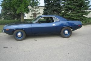 Plymouth : Barracuda CUDA