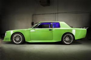 ONE OF A KIND VOLVO BERTONE COUPE LS3 POWERED ALL STEEL BODY